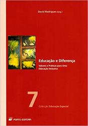 EDUCACAO E DIFERENCA - VALORES E PRATICAS PARA UMA EDUCAÇÃO INCLUSIVA