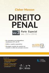 DIREITO PENAL - PARTE ESPECIAL - VOLUME 3
