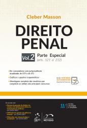 DIREITO PENAL - PARTE ESPECIAL - VOLUME 2