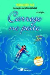 CARREGO NO PEITO - CONFORME A NOVA ORTOGRAFIA
