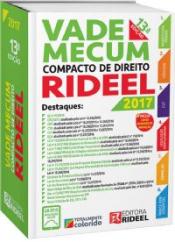 VADE MECUM COMPACTO DE DIREITO RIDEEL 2017