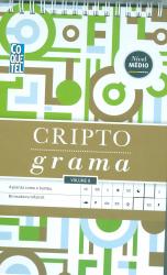 CRIPTOGRAMA NÍVEL MÉDIO - VOLUME 8