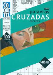 PALAVRAS CRUZADAS DIRETAS - MÉDIO LIVRO 3
