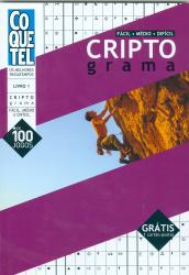 CRIPTOGRAMA FÁCIL MÉDIO DIFÍCIL (LIVRO1)