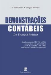 DEMONSTRAÇÕES CONTÁBEIS - DA TEORIA À PRÁTICA