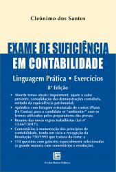 EXAME DE SUFICIÊNCIA EM CONTABILIDADE