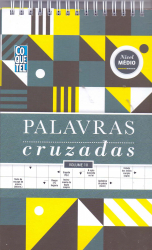 PALAVRAS CRUZADAS - LIVRO 10 - NIVEL MÉDIO