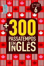 MAIS DE 300 PASSATEMPOS EM INGLÊS - NÍVEL FÁCIL - MÉDIO - DIFÍCIL - Nº 6