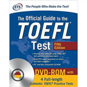 THE OFFICIAL GUIDE TO THE TOEFL TEST WITH DVD-ROM