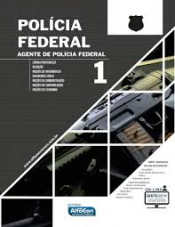 POLÍCIA FEDERAL - AGENTE FEDERAL - VOL. 1