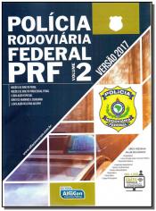 POLÍCIA RODOVIÁRIA FEDERAL - VOL. 2