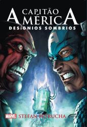 CAPITÃO AMERICA DESIGNOS SOMBRIOS