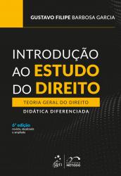 INTRODUÇÃO AO ESTUDO DO DIREITO - TEORIA GERAL DO DIREITO - DIDÁTICA DIFERENCIADA
