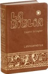 LA BIBLIA ESPANOL & ENGLISH SIMIL PIEL - 1ª