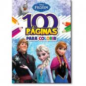 100 PÁGINAS PARA COLORIR - DISNEY FROZEN