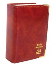 BIBLIA SAGRADA CAPANGA BOLSO CARAMELO