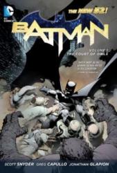 BATMAN - THE COURT OF OWLS - VOLUME 1