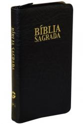 BIBLIA SAGRADA BOLSO ZIPER / GEOGRAFICA