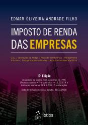 IMPOSTO DE RENDA DAS EMPRESAS