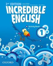 INCREDIBLE ENGLISH 1 AB - 2ND ED