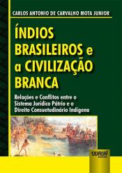 ÍNDIOS BRASILEIROS E A CIVILIZAÇÃO BRANCA -  RELAÇÕES E CONFLITOS ENTRE O SISTEMA JURÍDICO PÁTRIO E O DIREITO CONSUETUDINÁRIO INDÍGENA