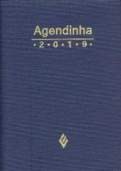 AGENDA SIMPLES 2019 - AZUL-MARINHO