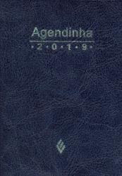 AGENDA SIMPLES 2019 - PRETA
