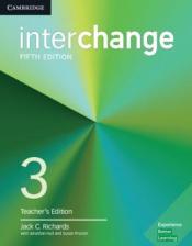 INTERCHANGE 3 - TEACHERS BOOK