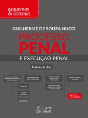 ESQUEMAS E SISTEMAS - PROCESSO PENAL E EXECUÇÃO PENAL
