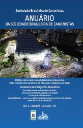 ANUÁRIO DA SOCIEDADE BRASILEIRA DE CANONISTAS - VOLUME 2
