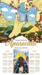 FOLHINHA NOSSA SENHORA APARECIDA 2019 - APARECIDA