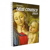 DIÁRIO DEUS CONOSCO 2019 - MÃE DE DEUS - ESPIRAL