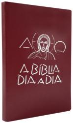 BÍBLIA DIA A DIA 2019 - LUXO - VERMELHA