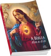 BÍBLIA DIA A DIA 2019 - CAPA CRISTAL - CORAÇÃO DE JESUS