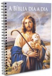 BÍBLIA DIA A DIA 2019 - WIRE O - JESUS BOM PASTOR