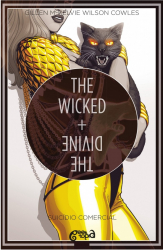 THE WICKED + THE DIVINE - SUICÍDIO COMERCIAL