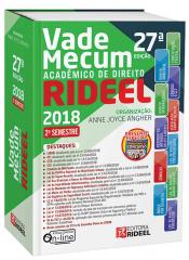 VADE MECUM ACADÊMICO DE DIREITO - 2º SEMESTRE 2018
