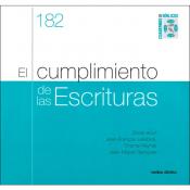 EL CUMPLIMIENTO DE LAS ESCRITURAS - CUADERNO BÍBLICO 182