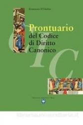 PRONTUARIO DEL CODICE DI DIRITTO CANONICO