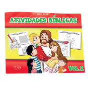 ATIVIDADES BÍBLICAS - VOLUME 2