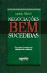 NEGOCIACOES BEM SUCEDIDAS - UMA PROPOSTA INOVADORA...
