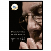 DVD DOCUMENTÁRIO MONSENHOR JONAS ABIB