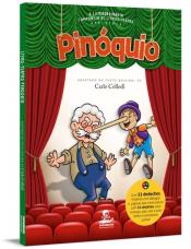 PINÓQUIO - LIVRO TEATRO COM DEDOCHES E CENÁRIOS