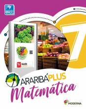 ARARIBÁ PLUS MATEMÁTICA - 7º ANO
