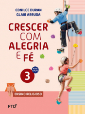 CRESCER COM ALEGRIA E FÉ - 3º ANO