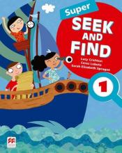 SUPER SEEK AND FIND - STUDENTS BOOK E DIGITAL - VOLUME 1