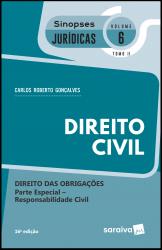SINOPSES JURÍDICAS: DIREITO CIVIL: TOMO II - 16ª EDIÇÃO DE 2019 - Vol. 6