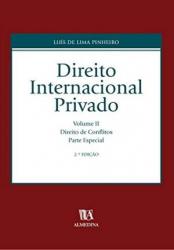 DIREITO INTERNACIONAL PRIVADO - VOLUME II - DIREITO DE CONFLITOS - PARTE ES - 3