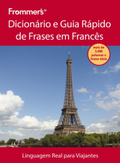 FROMMERS DICIONARIO E GUIA RAPIDO DE FRASES EM FRANCES - 1