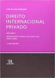 DIREITO INTERNACIONAL PRIVADO - VOL. I - INTRODUCAO E DIREITO DE CONFLITO - 2